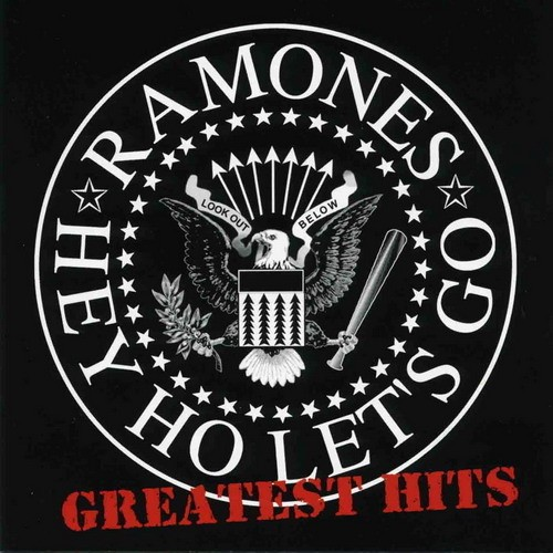 Ramones - Greatest Hits (Nac)