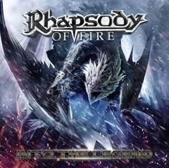 Rhapsody Of Fire - Into The Legend (Nac)