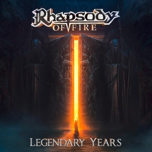Rhapsody Of Fire - Legendary Years (Nac)
