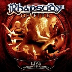 Rhapsody Of Fire - Live: From Chaos To Eternity (Nac/Duplo)