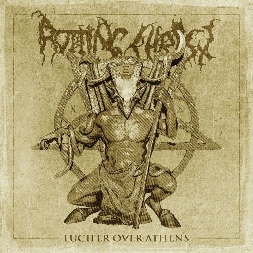Rotting Christ - Lucifer Over Athens (Nac/Duplo/Digipack)