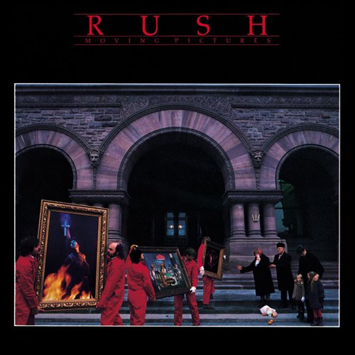 Rush - Moving Pictures (Imp)