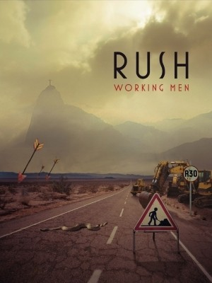 Rush - Working Men (DVD/Nac)