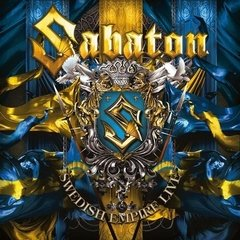 Sabaton - Swedish Empire Live (Nac)