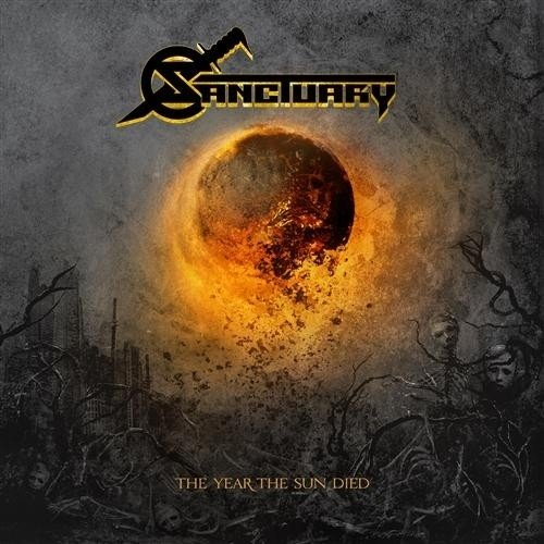 Sanctuary - The Year The Sun Died (Nac)