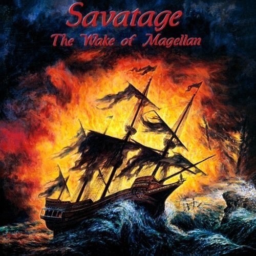 Savatage - The Wake Of Magellan (Nac/Digipack/2 Bonus)