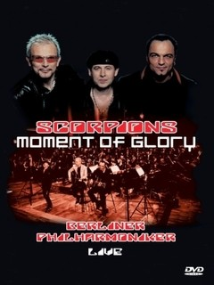 Scorpions - Moment Of Glory: Berliner Philharmoniker Live (DVD/Nac)
