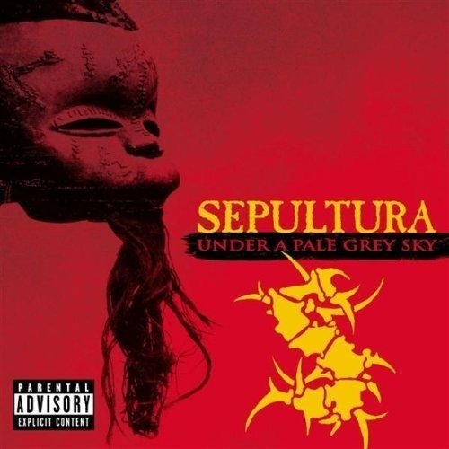 Sepultura - Under A Pale Grey Sky (Nac/Duplo)