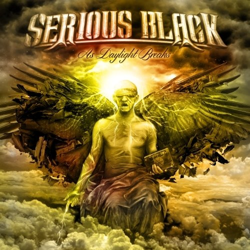 Serious Black - As Daylight Breaks (Nac/2 Bonus)