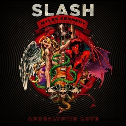 Slash - Apocalyptic Love (Nac)