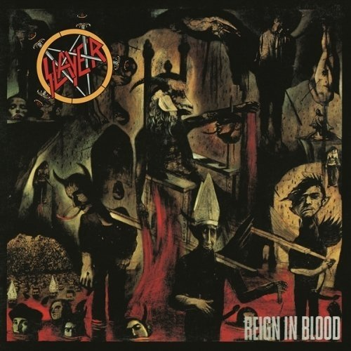 Slayer - Reign In Blood (Nac/2 Bonus)