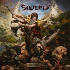 Soulfly - Archangel (CD/DVD) (Nac/Digipack/3 Bonus)
