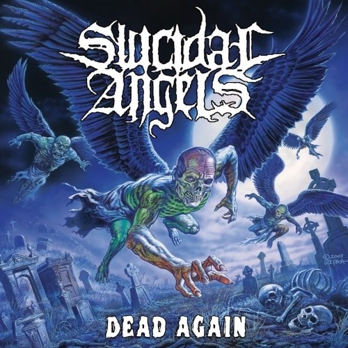 Suicidal Angels - Dead Again (Nac)