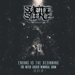 Suicide Silence - Ending Is The Beginning: The Mitch Lucker Memorial Show (Nac)