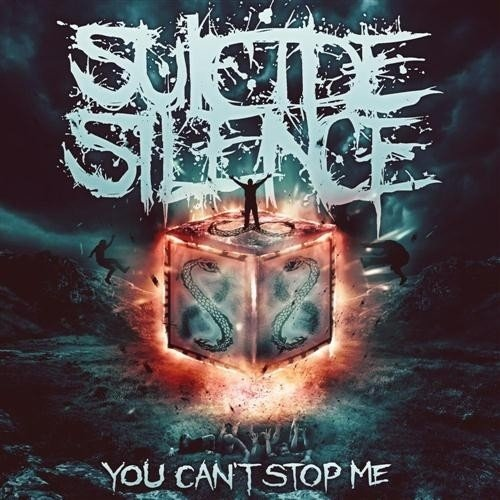 Suicide Silence - You Can't Stop Me (Nac/2 Bonus)
