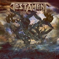 Testament - The Formation Of Damnation (Nac)