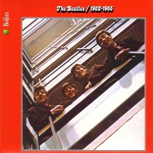 The Beatles - 1962-1966 (Nac/Duplo/Paper Sleeve)