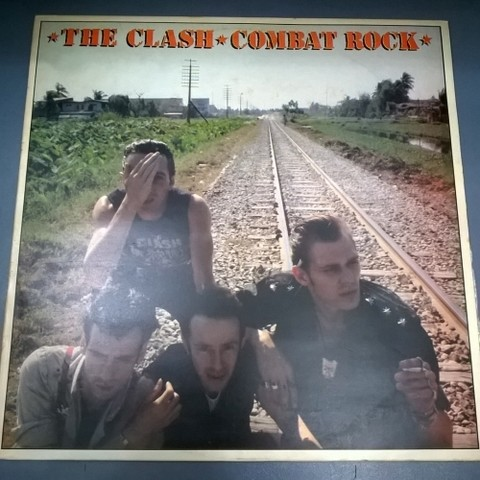 The Clash - Combat Rock (Vinil / Usado / Nac)