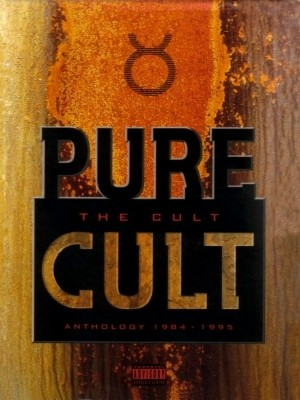 The Cult - Pure Cult: Anthology 1984 - 1995 (DVD/Nac)