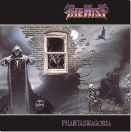 The Mist - Phantasmagoria (Nac/Digipack) - comprar online