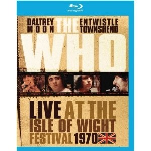The Who - Live At The Isle Of Wight Festival 1970 (Nac/Blu-Ray)