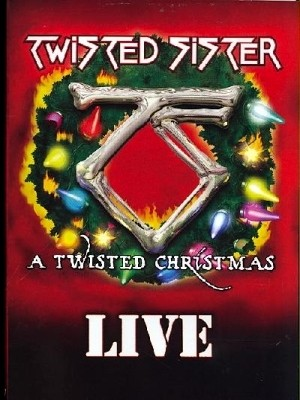 Twisted Sister - A Twisted Christmas (DVD/Nac)