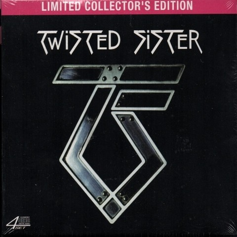Twisted Sister - Limited Collector's Edition (4 CDs) (Nac/Box)