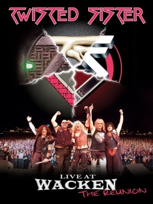 Twisted Sister - Live At Wacken - The Reunion (DVD/CD) (Nac)