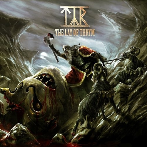 Tyr - The Lay Of Thrym (Nac)