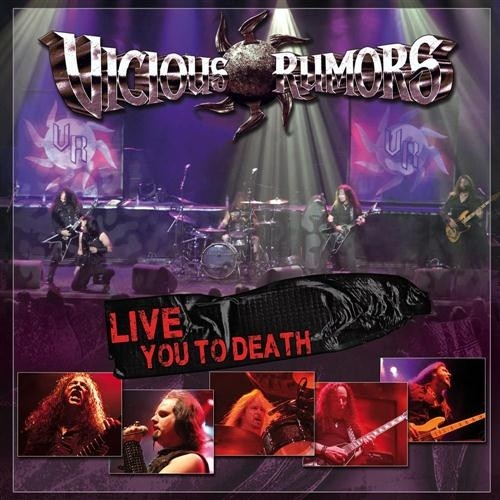 Vicious Rumors - Live You To Death (Imp/Arg)
