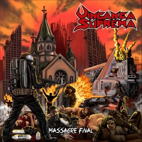 Vingança Suprema - Massacre Final (Nac)
