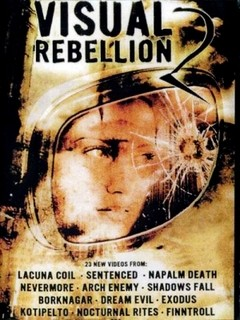 Visual Rebellion - Vol 2 (DVD/Nac)