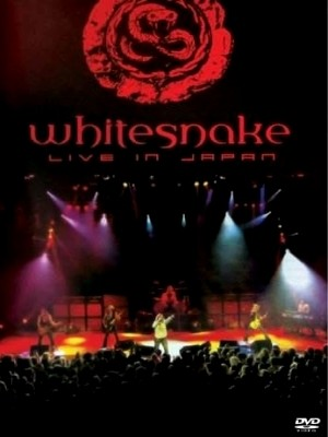 Whitesnake - Live In Japan (DVD/Nac)