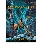 Maldicao Do Tita,A Graphic Novel