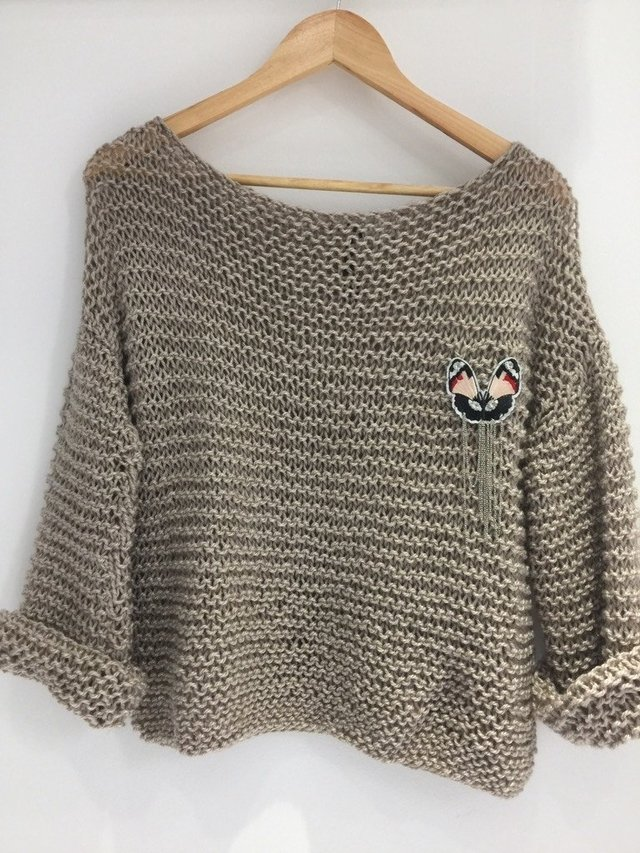 Sweater MICA - Laura Gonzalez