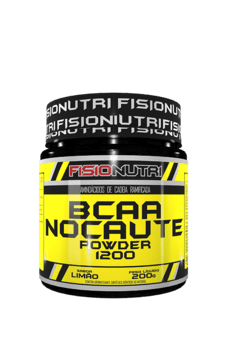 BCAA NOCAUTE POWDER 1200 - 200g
