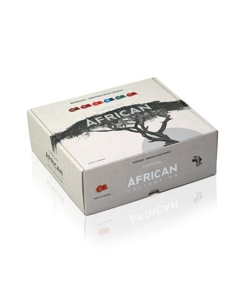 African Collection Giftbox - (*Kit com 60 cápsulas) on internet