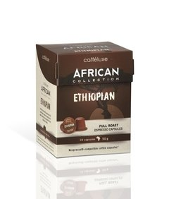 African Collection Giftbox - (*Kit com 60 cápsulas) - Eshop Villa Café