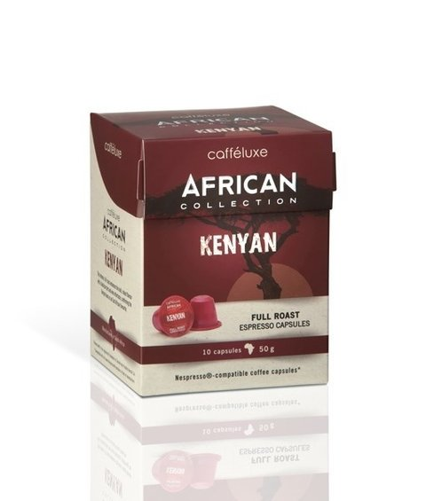 African Collection Giftbox - (*Kit com 60 cápsulas) - online store