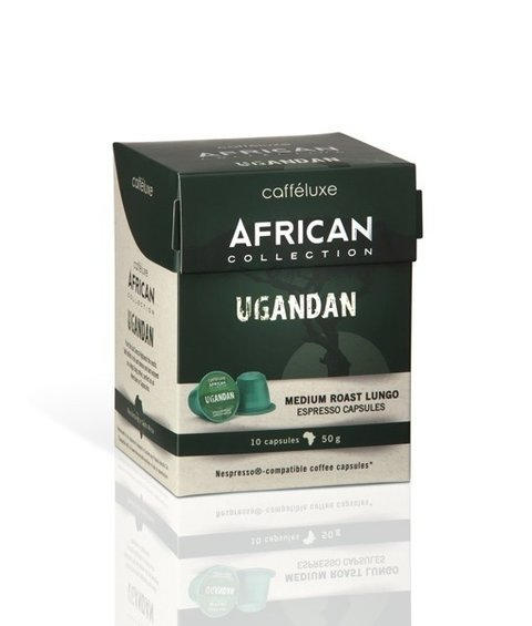 African Collection Giftbox - (*Kit com 60 cápsulas) - buy online