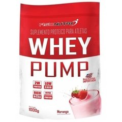 Whey Pump Pouch refil - PC 1800g