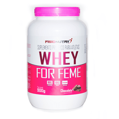 Whey For Feme - 900g