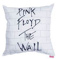 Almohadon 45x45 OINK Pink Floyd