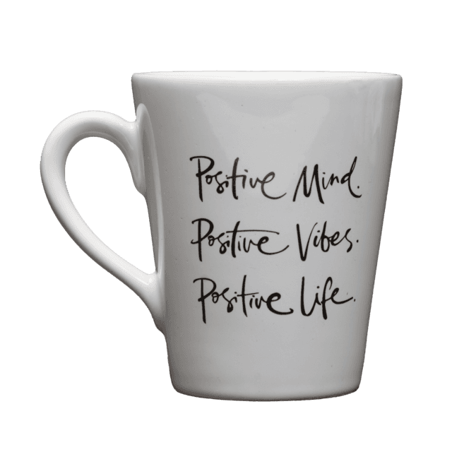 Taza Positive Vibes