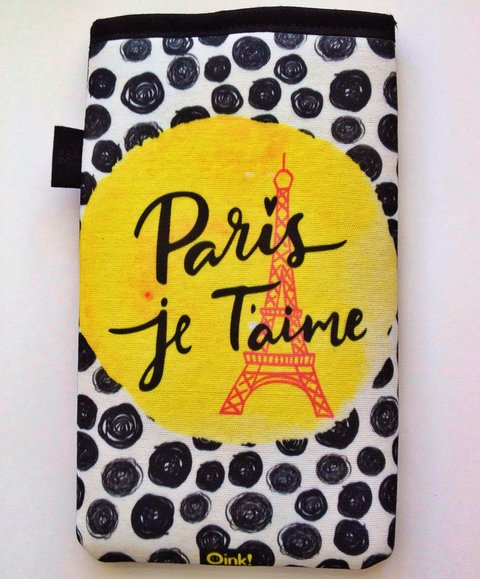 Funda de Celu Paris