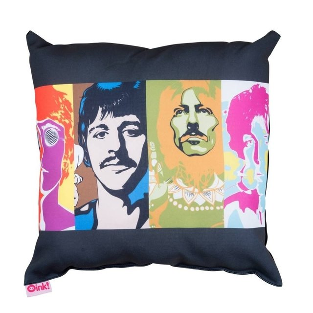 Almohadon OINK 45x45 The Beatles