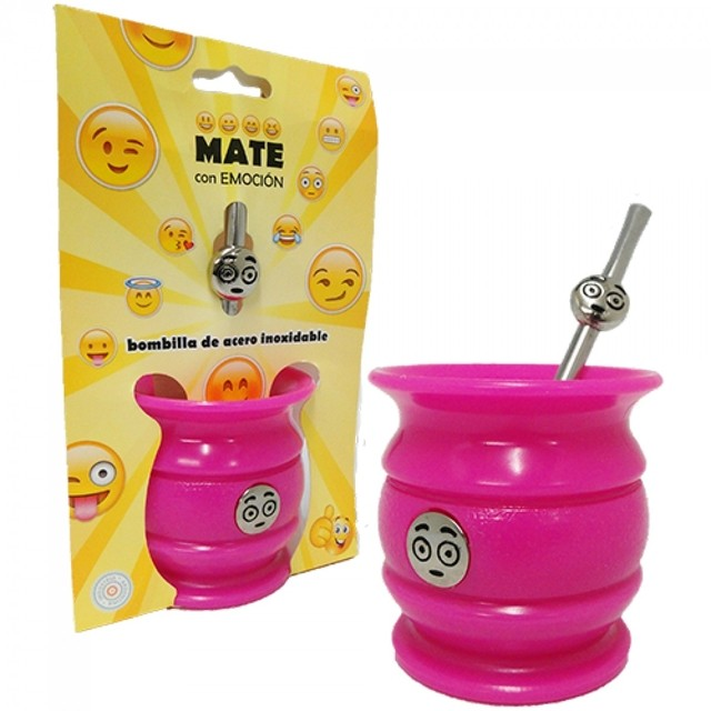 Mate Emoji en internet