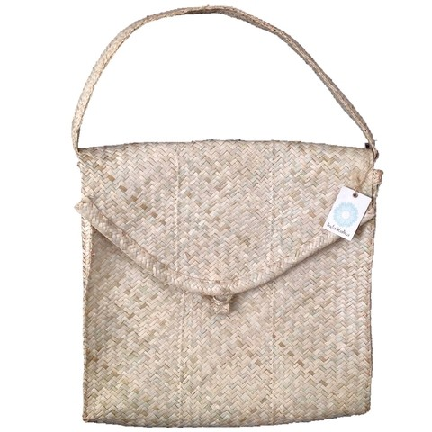 Eco Bag Laptop - palha de licurioba - LMEBL01 - comprar online