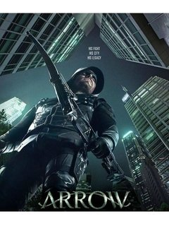 Arrow 5ª Temporada