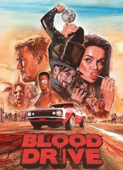 Blood Drive 1ª Temporada